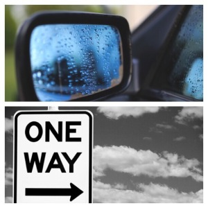 My view of others: foggy and one way!