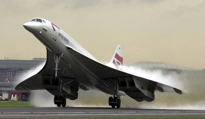 Products should not only be the archetypal, but also low-cost - Concorde Aircraft!