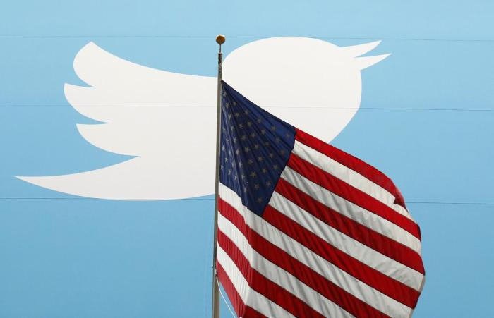 Twitter's influence on the American election Pic. Credit: Europe.Newsweek.Com